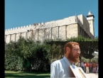 Cave of the Patriarchs- ( Machpela)  in Hebron  with Yehudah Glick