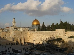 Interactive online  tour of Jerusalem