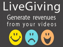 Welcome to your FREE Video Site powered by LiveGiving